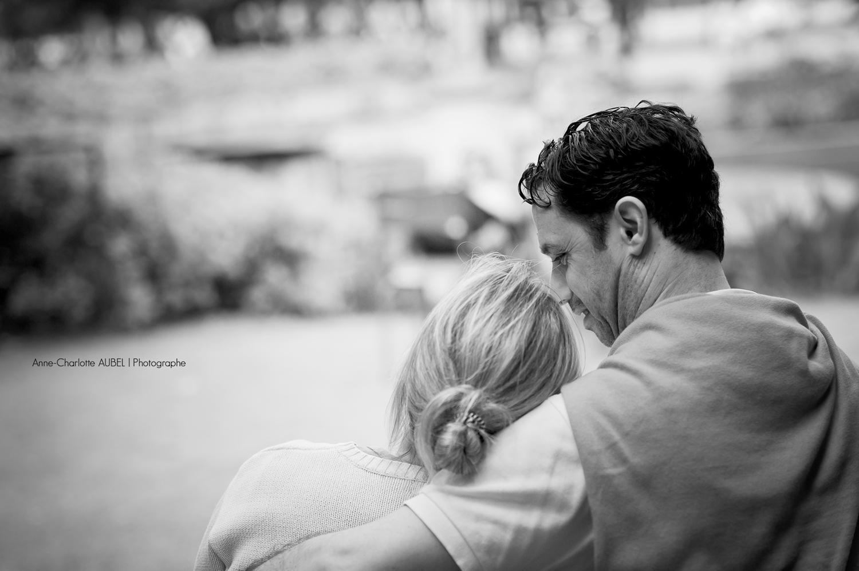 Séance engagement | Paris | Jardin des Tuileries | Virginie & Damien