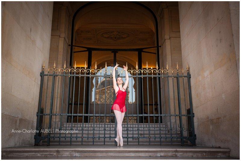 séance photo danse classique | Photographe Paris | Magalie