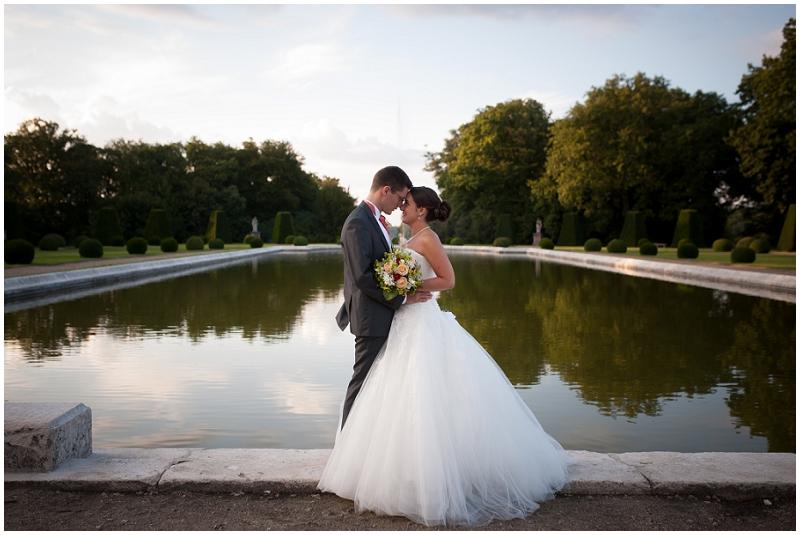 Château de Breteuil | Photographe mariage Yvelines | Betty et Patrick