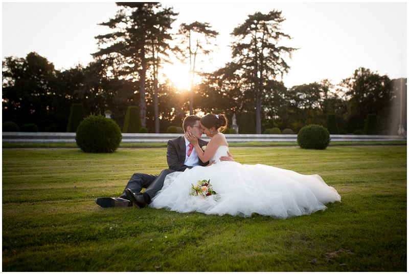 Mariage Château de Breteuil | Photographe mariage Yvelines | Betty et Patrick