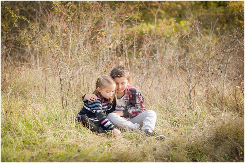 Séance photo famille en forêt | Photographe Yvelines | Lucas et Luna