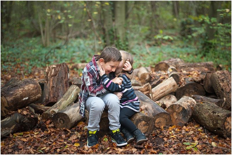 S ance photo famille en for t photographe yvelines for Sortie en famille yvelines