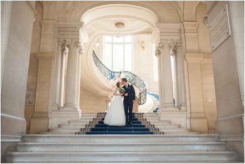 Mariage Château de Breteuil | Yvelines