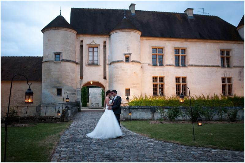 Mariage Château des Saules - Ansacq