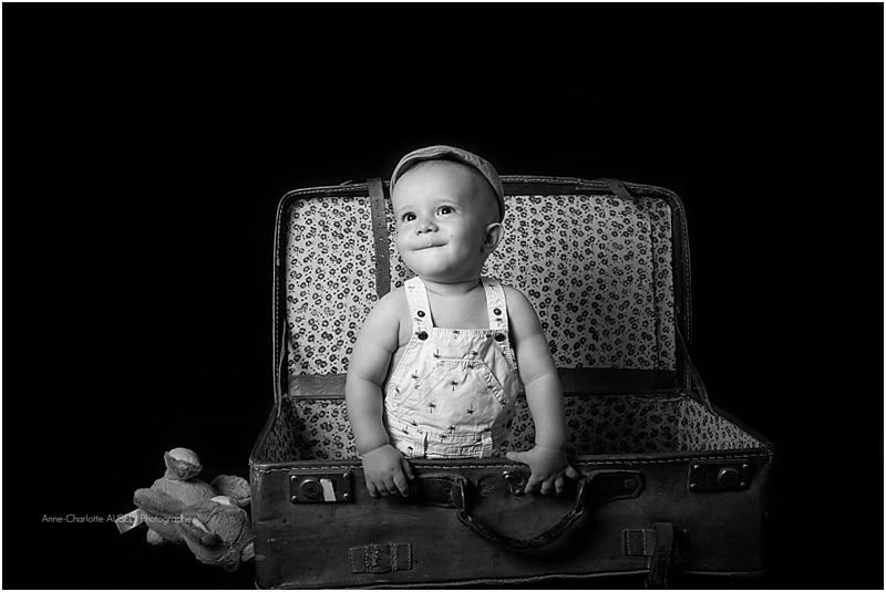 séance enfant studio – Sacha