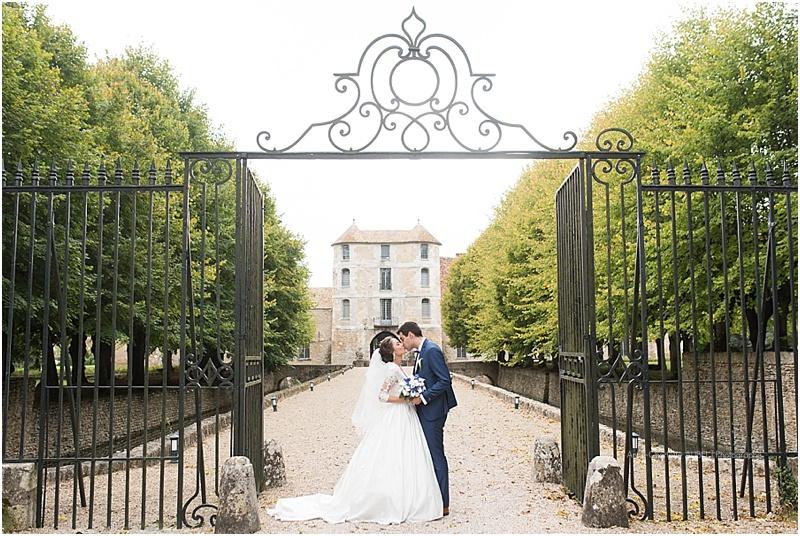 Mariage Château de Villiers Le Mahieu