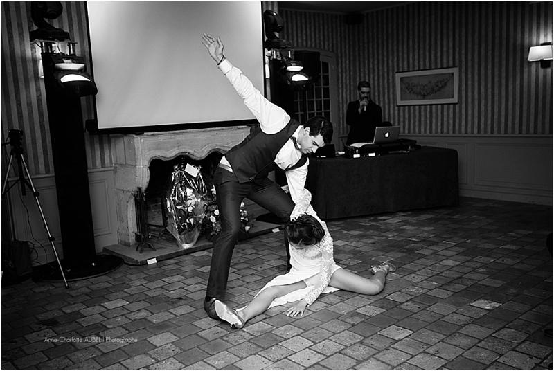 danse ouverture de bal