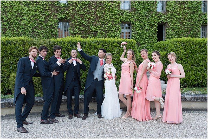photo fun temoins mariage