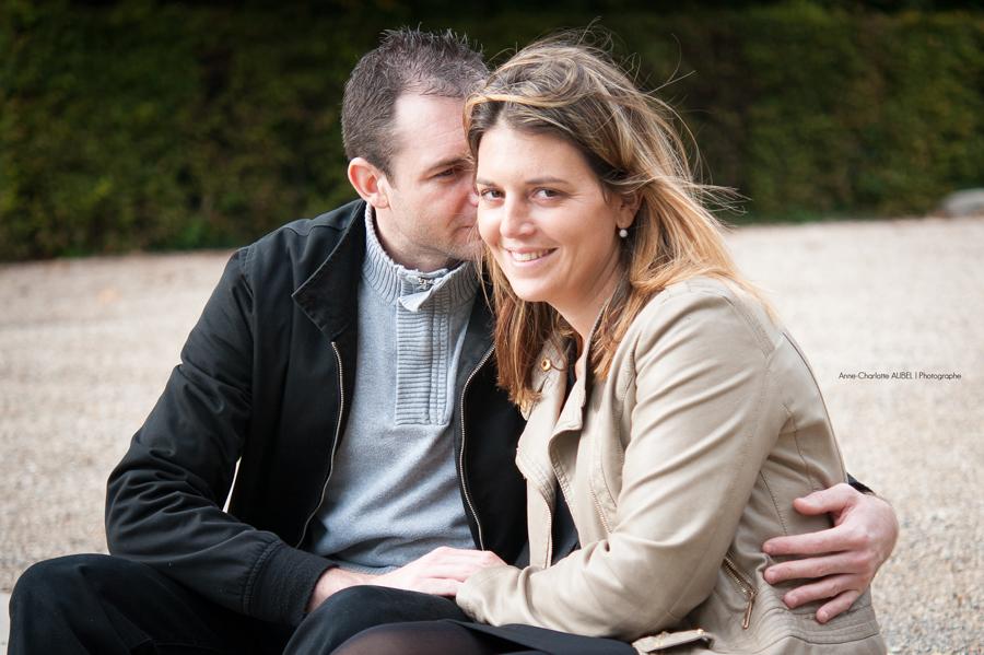Shooting couple Parc de Sceaux 92 | Anne-Sophie et Thomas