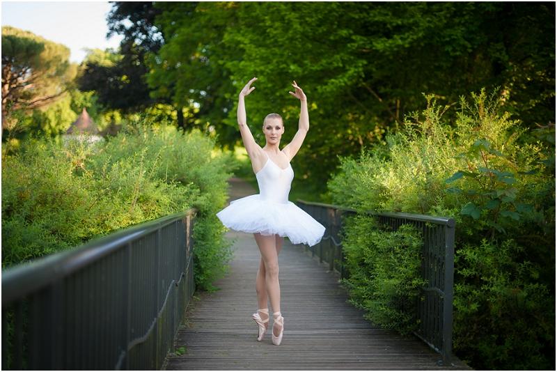 shooting danseuse classique