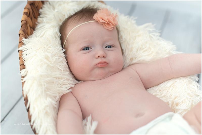 Seance photo bébé| Studio Yvelines | Jade