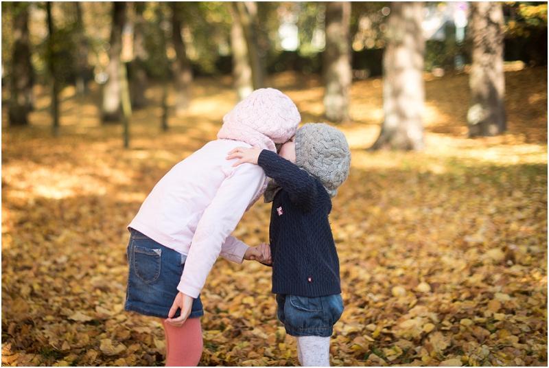 Séance famille automne   photographe Yvelines