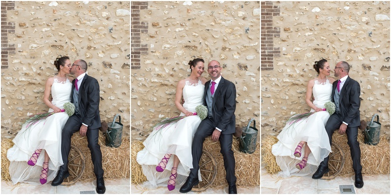mariage champêtre Yvelines