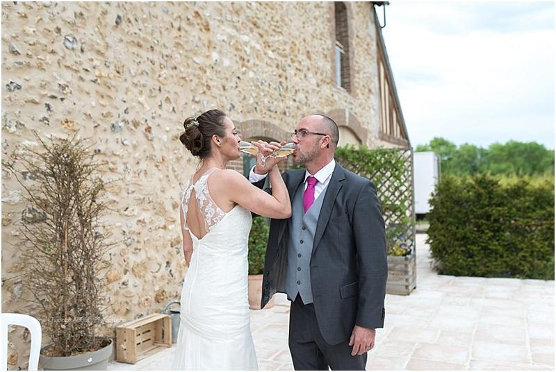 Mariage La grange des Mollieres45