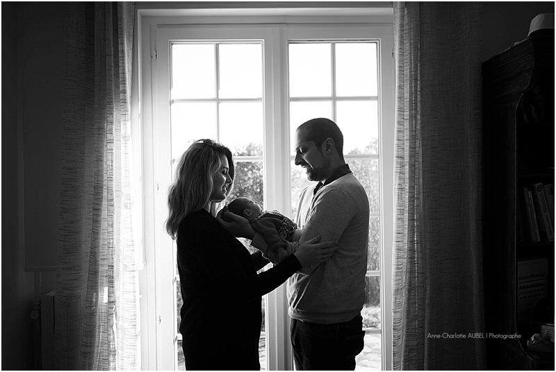 photographe bébé à domicile dans les Yvelines