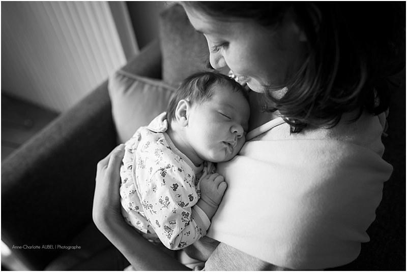 photos naissance à domicile