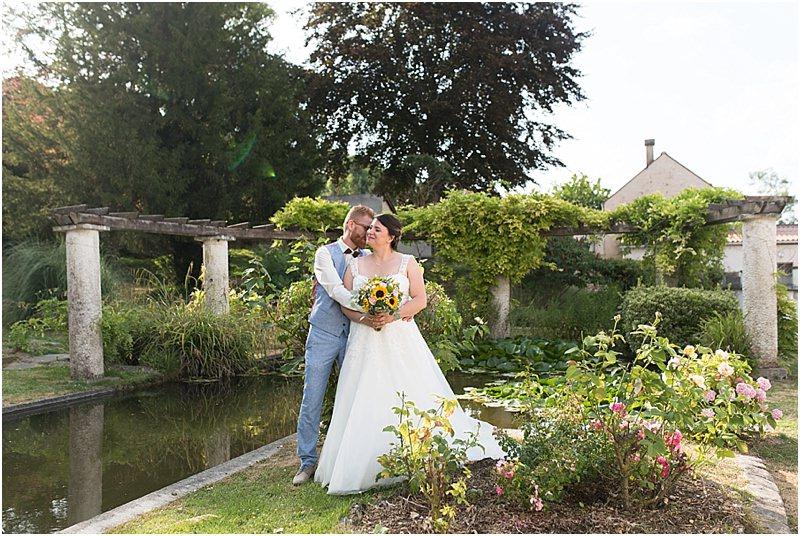 Photographe de mariage dans les Yvelines