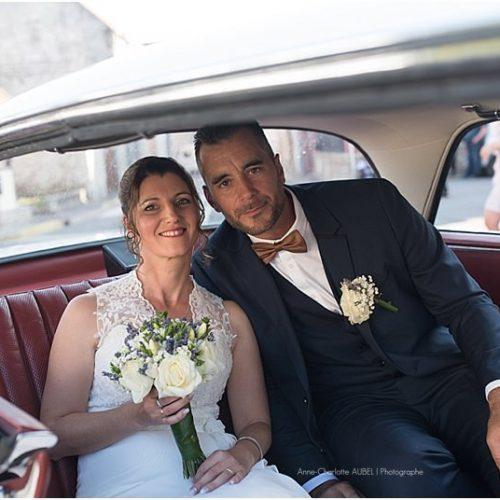 Mariage champêtre dans les Yvelines – Anne-Charlotte AUBEL