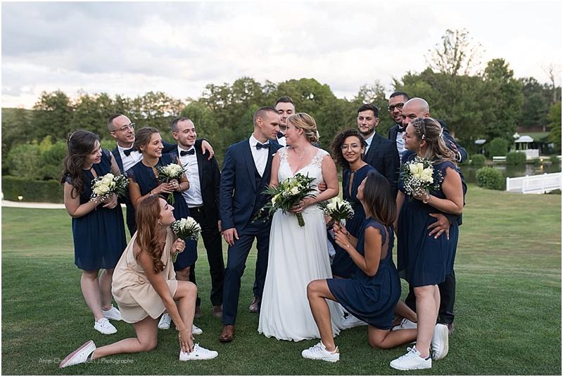 Mariage au Domaine des Fontenelles