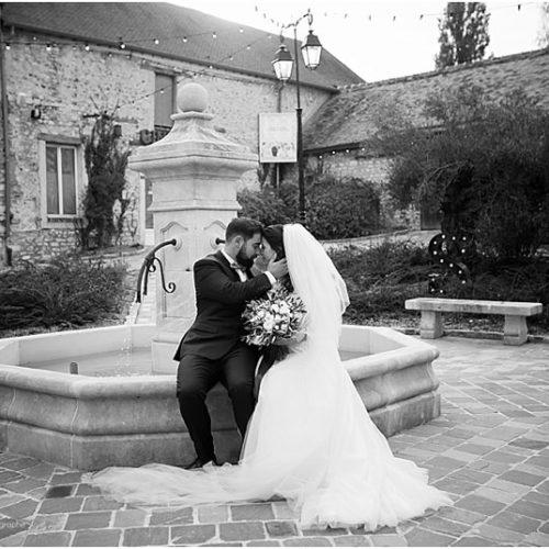 Mariage au Clos de l'Orangerie – Photographe mariage Yvelines