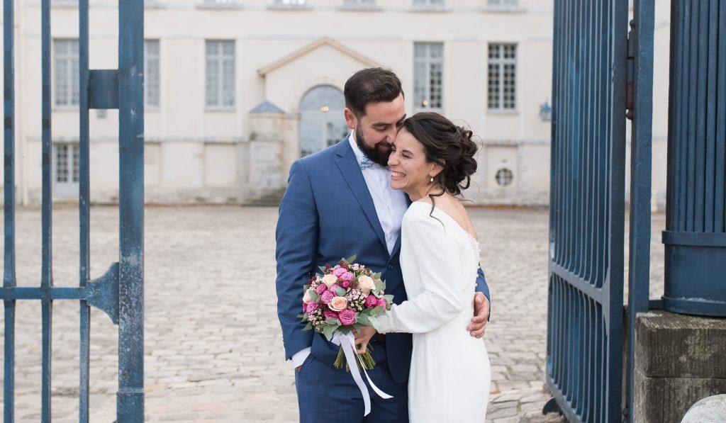 photo mariage rambouillet