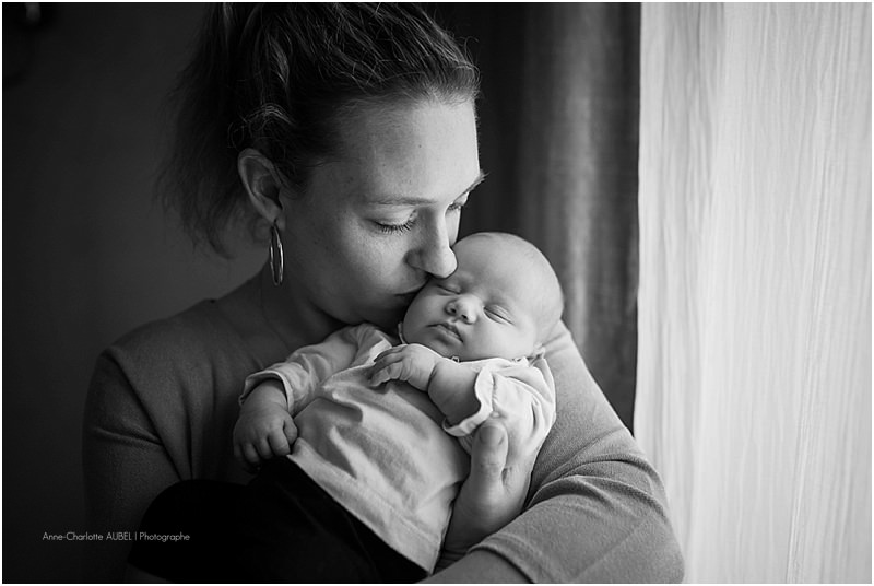 Photos bébé naissance - Angel
